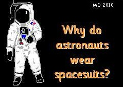 what do astronauts do in space ks2 - photo #1