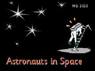 what do astronauts do in space ks2 - photo #8